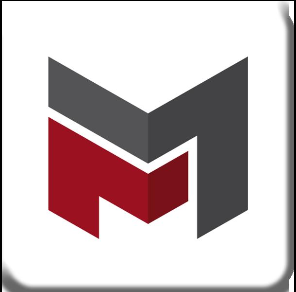 Mascot Media App Icon Logo